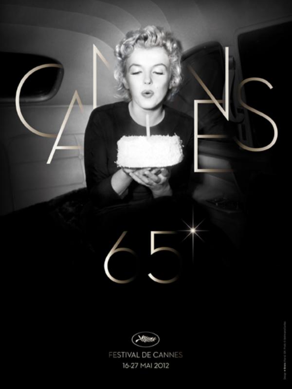 Cannes 2012: Marylin Monroe a l'honneur pour les 65 ans du festival