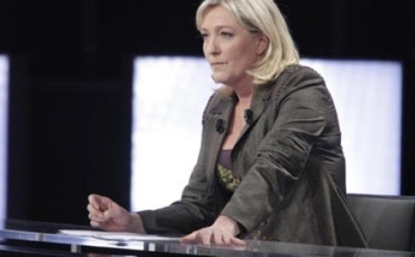 Marine Le Pen: Son résultat inquiète la presse israélienne