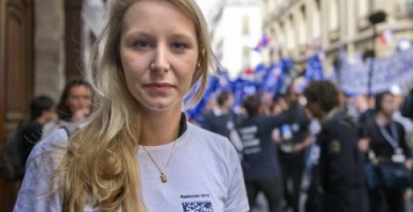 Marion Le Pen, petite fille de Jean-Marie Le Pen: L'héritage frontiste est assuré