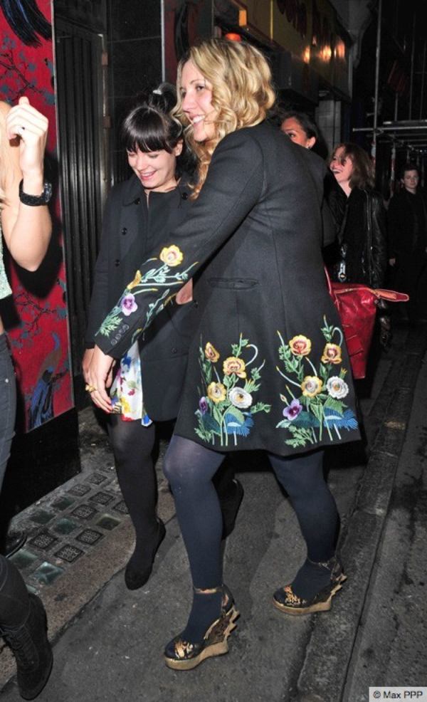 Lily Allen: So hangover pour sa soirée d'anniversaire !