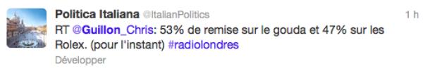 Présidentielle: Des personnalités donnent des indices sur les résultats sur Twitter