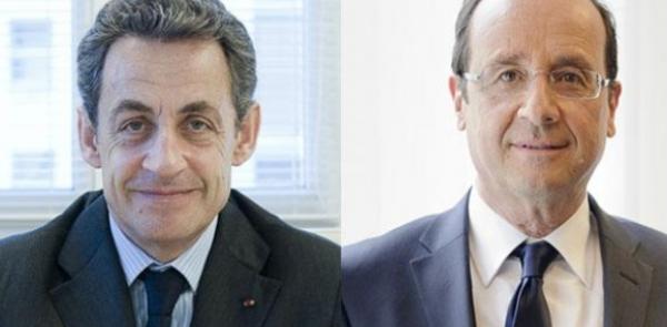 Présidentielle 2012: François Hollande serait élueentre  52,5 à 55% des voix.