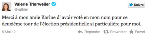 les people réagissent à l'élection présidentielle !