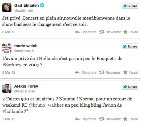 François Hollande : Le scandale c'est maintenant