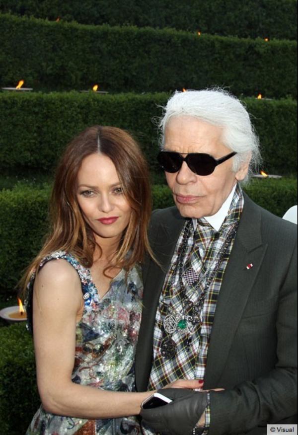 Vanessa Paradis : Sublime, elle fait une nouvelle fois honneur à la grande maison Chanel !