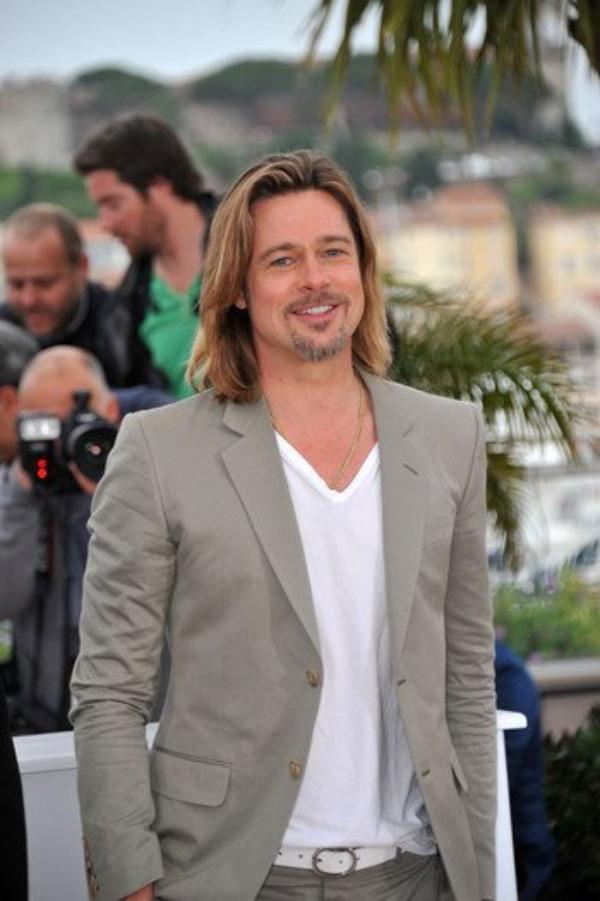Interviews payantes pour Brad Pitt à Cannes