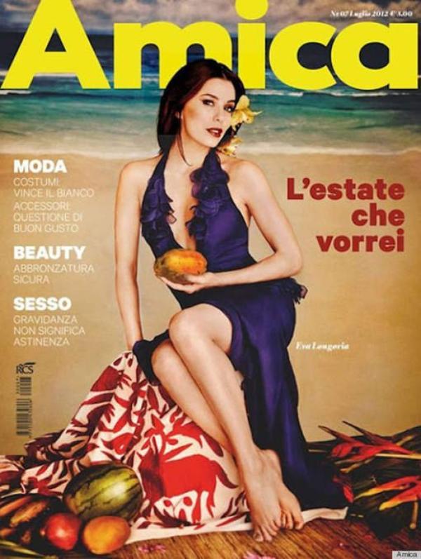 Eva Longoria : Tellement photoshoppée qu'elle ne ressemble plus à rien!