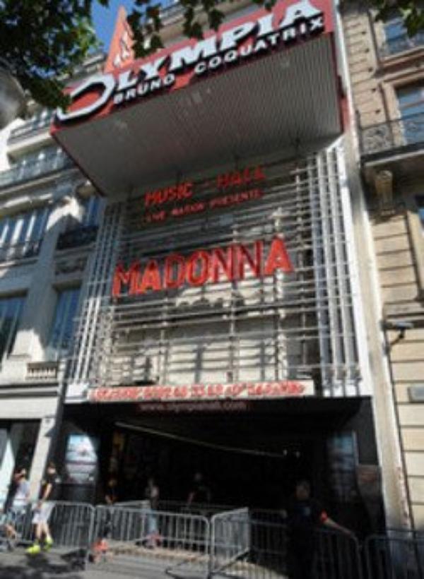 Madonna à l'Olympia : Ses fans veulent être remboursé