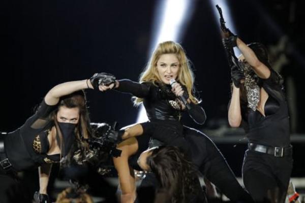 """Madonna à l'Olympia : demandes de remboursement """"pas fondées"""" selon le producteur"""