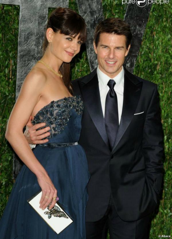 Katie Holmes : Elle ne touchera rien de la fortune de Tom Cruise