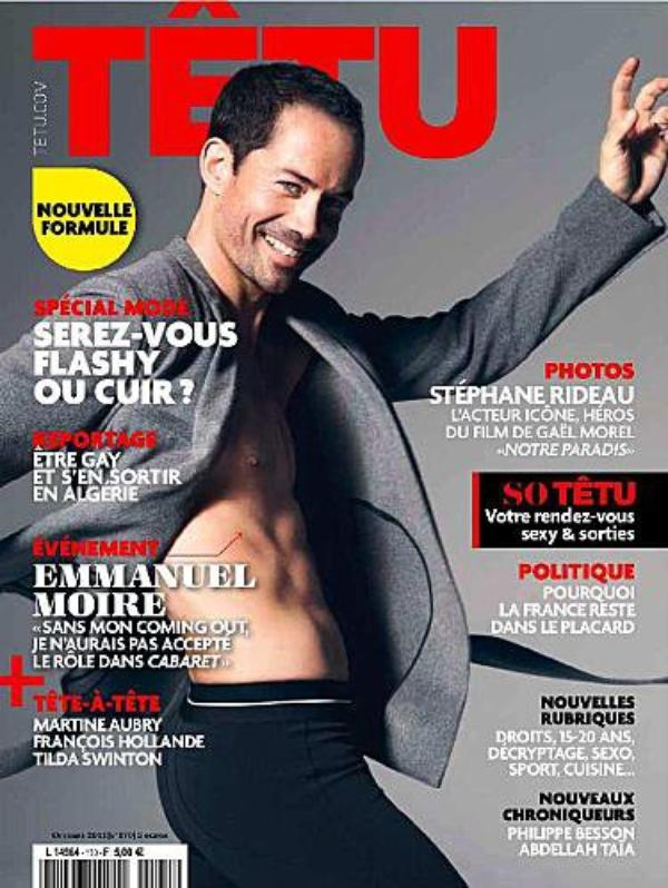 """Emmanuel Moire : """"Pour danse avec les stars, TF1 n'a rien refusé puisque je n'ai rien demandé"""""""