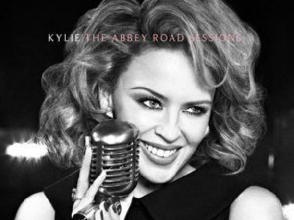 "Kylie Minogue : Découvrez la pochette + la tracklist de son nouvel album ""The Abbey Road Sessions"""