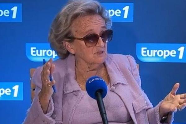 "Bernadette Chirac : ""Je pense que Sarkozy reviendra"""