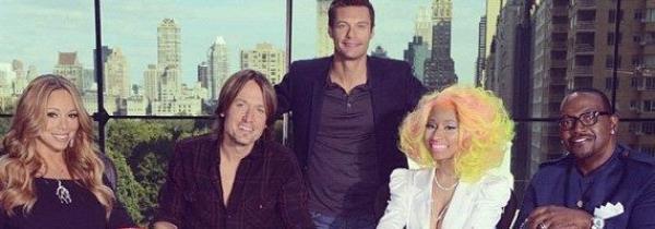 ( Vidéo) American Idol : Nikky Minaj, elle insulte et ne supporte plus Maria Carrey