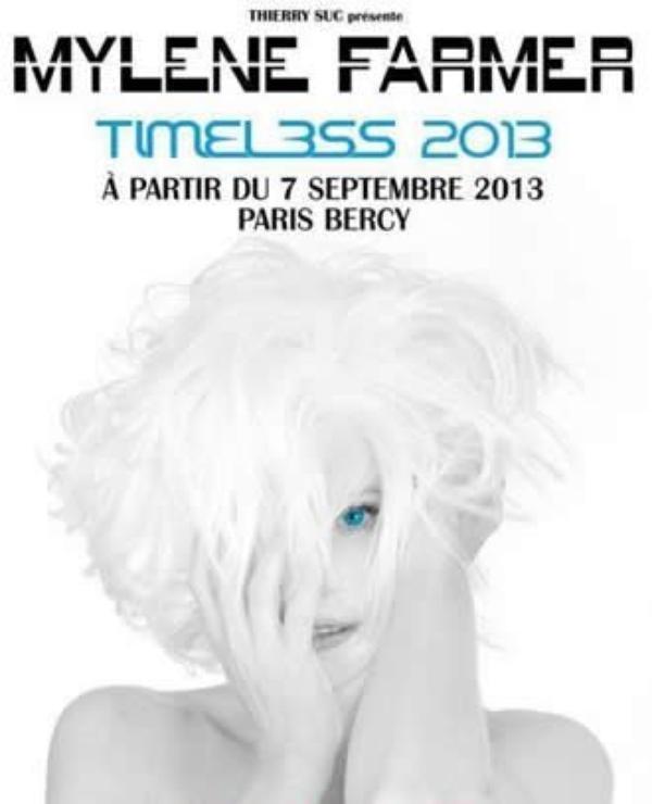 Mylène Farmer : Le prix de la revente de ses places pour ses concerts à Bercy atteignent des prix exorbitant