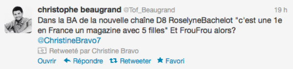 Christine Bravo : Elle clash Jean Marc Morandini et l'accuse de créer du buzz