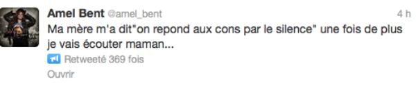 """Amel Bent : """"Je ne suis pas fière d'être française"""""""
