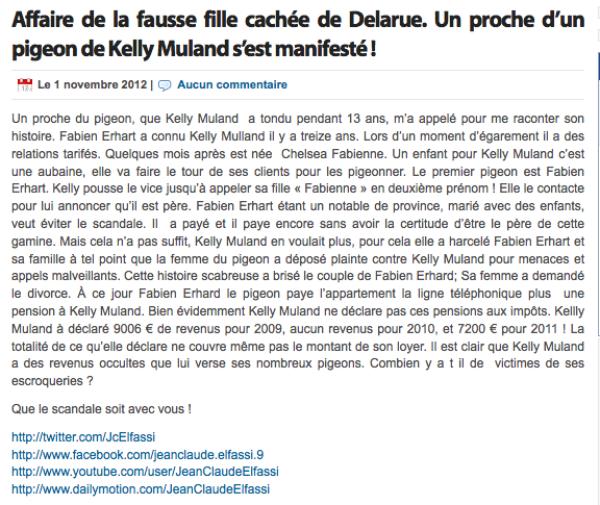 Jean Claude Elfassi : Il prouve que l'affaire de la fille cachée de Jean-Luc Delarue est bidon