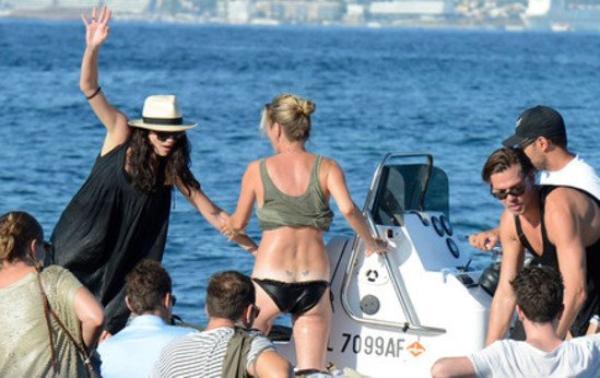 Kate Moss: Son tatouage pourrait valoir plusieurs millions de dollars