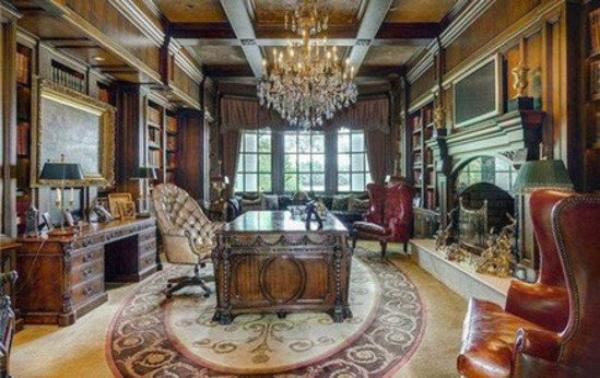 ( Photos) Johnny Depp : Visitez sa future maison à 17,5 millions de dollars