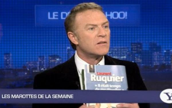 - Vidéo- Christophe Hondelatte : Il clash Laurent Ruquier & Michel Drucker