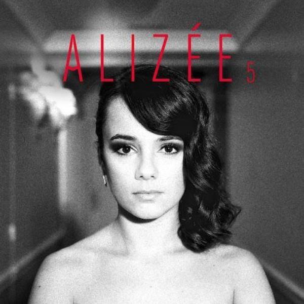 Alizée : Découvrez la pochette de son prochain album