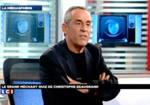 "Thierry Ardisson : "" Marc-Olivier Fogiel a plus un physique de radio.''"