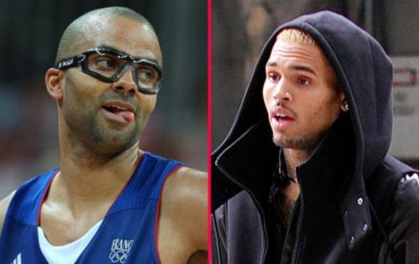Tony Parker: Il enfonce Chris Brown devant la justice