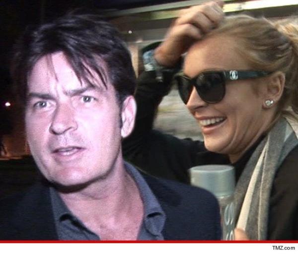 Charlie Sheen: Il veut sauver à tout prix Lindsay Lohan