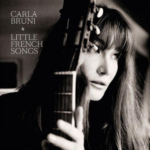 """Carla Bruni: Découvrez des extraits de son nouvel album """"Little French Songs"""""""