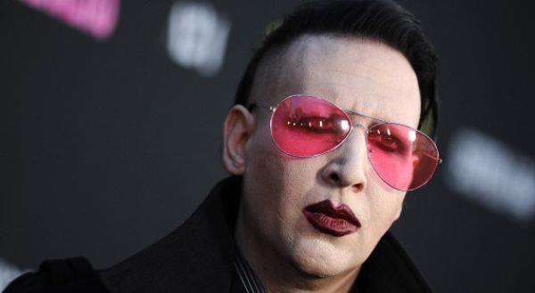 Marilyn Manson : Sa dédicace à Paris Jackson sur scène scandalise l'Amérique