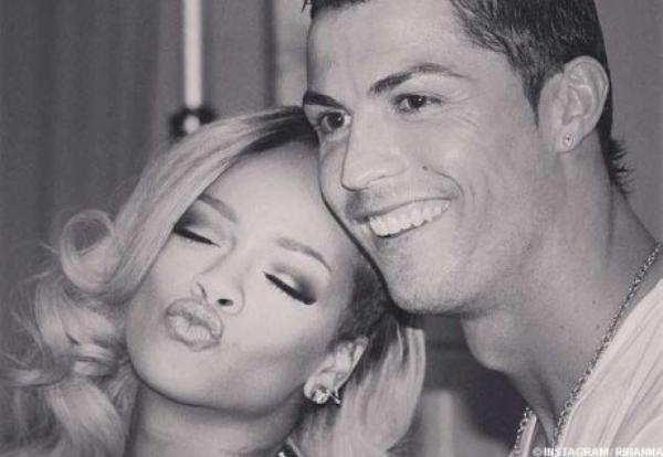 Rihanna: La star a t'elle fait l'outing de Cristiano Ronaldo