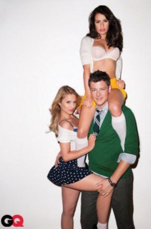 Cory Monteith: Son personnage dans Glee va devenir le symbole de la lutte anti drogue