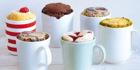 ❀ Recette du MugCake au chocolat ❀
