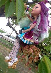 Photoshoot 3: Maddie en plein air