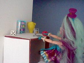 Le journal de Maddie: Ma chambre :)
