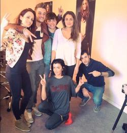 L'équipe de Jen