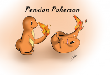 Pension pokemon