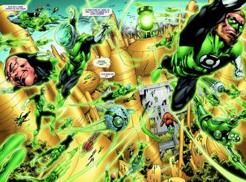 Green Lantern - Origines secrètes - Geoff Johns