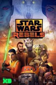 Star Wars Rebels - Saison 4