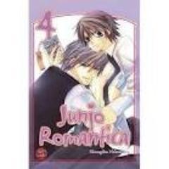 JUNJOU ROMANTIQUA TOME 4