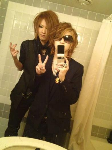 Cosplays de The gazette