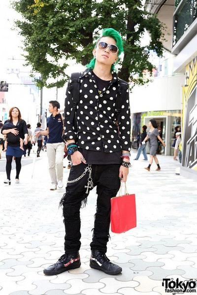 Mode asiatique : Japonaise