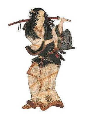 Traditions 5 : Théâtres japonais 1 : Kabuki