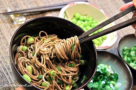 Japon 14 : Cuisine japonaise 2 : nouilles, onigiris et soupes