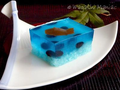 Japon 14 : Cuisine 5 : les desserts et les fruits 1