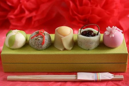 Japon 14 : Cuisine 5 : les desserts 2