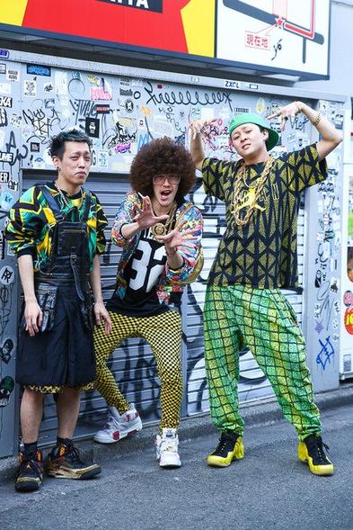 Japon 15 : Mode 4 : Cosplays et Tokyo fashion