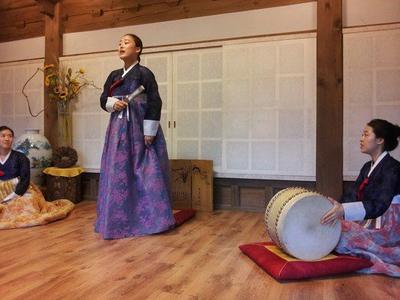 traditions 4 : Pansori et Chuseok