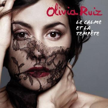 Olivia Ruiz. Nouvel album, Le calme et la tempête, sortie le 3 décembre